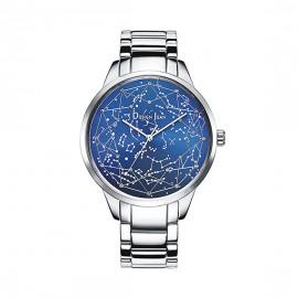 男錶|夜光繁星 浪漫銀河 鋼帶