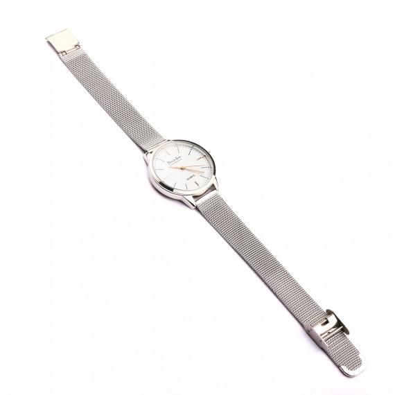 女錶|經典時尚風格腕錶 鋼色米蘭帶 38mm