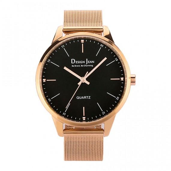 母親節禮物|經典時尚風格腕錶 玫瑰金米蘭帶