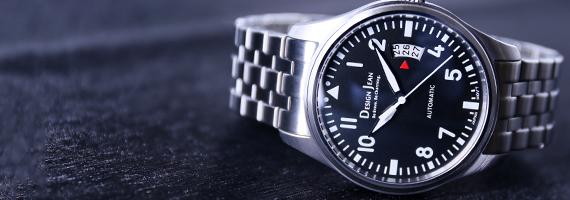 飛行員機械錶--大男孩們的飛行夢