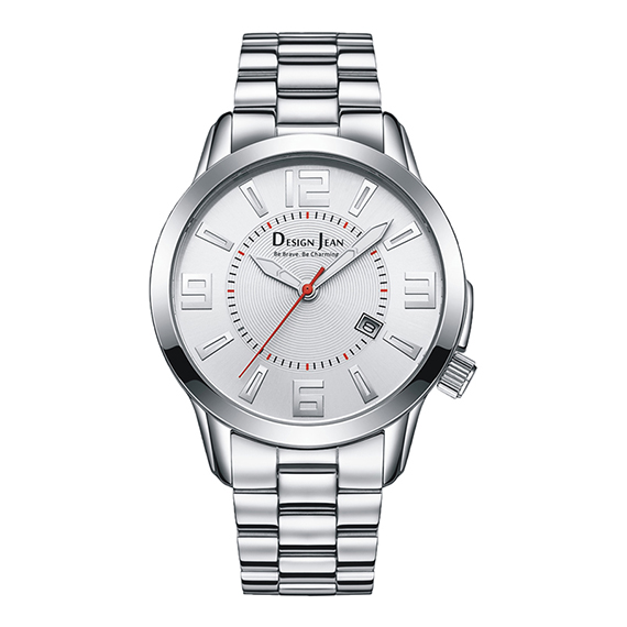 男錶|優雅紳士商務錶 鋼帶